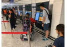 Ticket Vending Machine suitable for wheelchair user